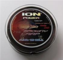Awa-Shima Ion Power Browny Carp 1200m 0,25mm