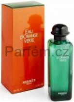 Hermes Eau D'Orange Verte Tester 100ml EdC