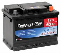 Compass PLUS 12V 60Ah 480A