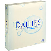 Alcon Focus DAILIES All Day Comfort 90ks