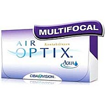 CIBA Vision Air Optix Aqua Multifocal 6ks