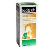 Ivax Robitussin Junior sirup 75mg (100ml)