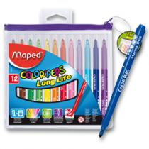 Maped Color´Peps - 12 barev - fixy