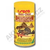 Sera Wels (Catfish) Chips 250ml