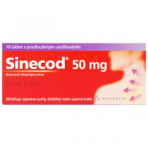 Sinecod 50mg (10 tablet)