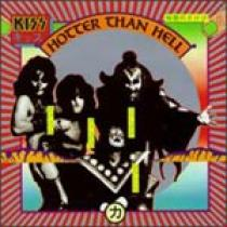 Kiss Hotter Than Hell