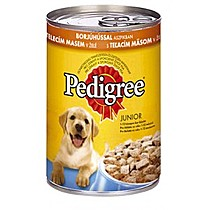 Pedigree Junior telecí 400g