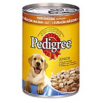 Pedigree Junior kuřecí 400g