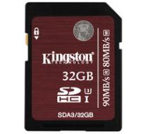 Kingston SDHC 32GB Ultimate Class 10 UHS-I