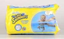 HUGGIES Little Swimmers vel. 2-3/3-8 kg 12 ks