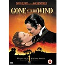 Jih proti severu DVD (Gone With The Wind)