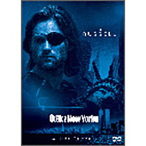 Útěk z New Yorku DVD (Escape from New York)