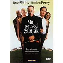 Můj soused zabiják DVD (The Whole Nine Yards)