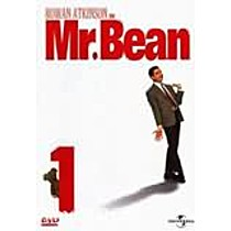 Mr. Bean 1 DVD