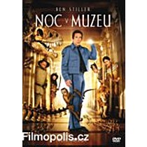 Noc v muzeu DVD (Night at the Museum)