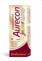 Herb-Pharma Aurecon ušní spray Junior 30 ml