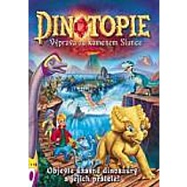 Dinotopie: Výprava za kamenem Slunce DVD (Dinotopia: Quest for the ruby Sunstone)