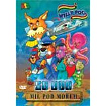 Willy Fog: 20.000 mil pod mořem DVD (Willy Fog In 20.000 Leagues Under The Sea)
