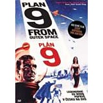 Plán 9 DVD (Plan 9 from Outer Space)