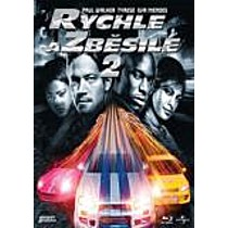 Rychle a zběsile 2 (Blu-Ray)  (2 Fast 2 Furious)