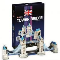 CUBICFUN 3D - Tower Bridge 3D, Londýn