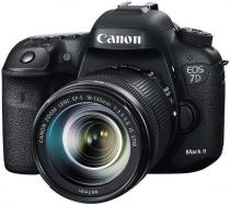 Canon EOS 7D Mark II + 18-135 mm STM
