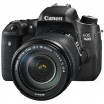 Canon EOS 760D + 18-135 mm IS STM