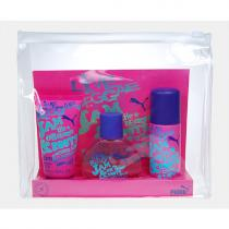 Puma Jam Woman EdT W Edt 40ml + 50ml SG + 50ml DEO