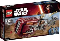 Lego Star Wars Rey´s Speeder