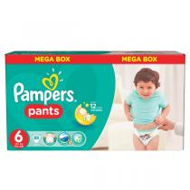 Pampers Mega Box 88ks
