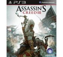 Assassin's Creed III (PS3)