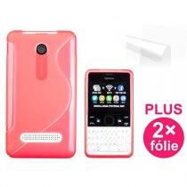 CONNECT IT S-Cover Nokia Asha 210