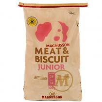 MAGNUSSON MEAT BISCUIT Junior 4,5 kg