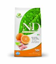 N&D Grain Free Cat Adult Fish & Orange 300g