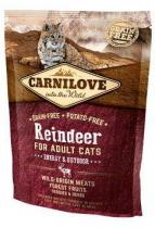 Carnilove Cat Reindeer for Adult Energy&Outdoor 400g