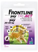 Frontline Tri-Act pro psy Spot-on L