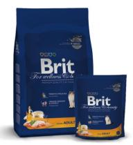 Brit Premium Adult Chicken 1,5kg