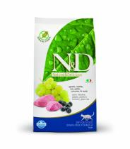 N&D Farmina Grain Free Adult Lamb Blueberry 1,5kg