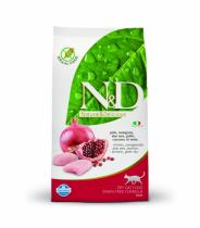 N&D Farmina Grain Free Kitten Chicken Pomegranate 10kg