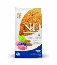 N&D Farmina Low Grain Adult Lamb Blueberry 5kg