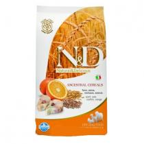 N&D Farmina Low Grain Adult Codfish 2,5kg