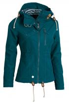 WOOX Drizzle Jacket Ladies' Blue