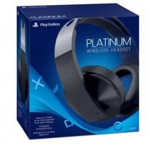 PS4 Platinum Wireless Headset