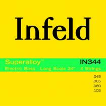 THOMASTIK INFELD SUPERALLOY BASS 4 str.