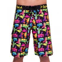 69SLAM Boardshort Water Gun
