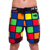 69SLAM Boardshort Medium Other Square