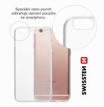 SWISSTEN CLEAR JELLY APPLE IPHONE 6/6S