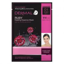 DERMAL Korea Advanced Ruby Healing Essence Mask