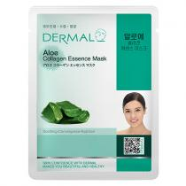 DERMAL Korea Aloe Collagen Essence Mask