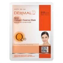 DERMAL Korea Q10 Collagen Essence Mask